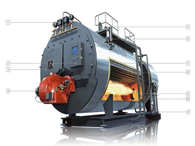 Waste Combustion Furnace