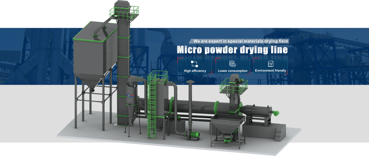 coal ash dryer