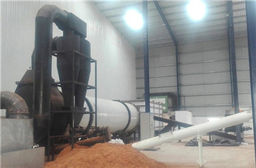 Coconut Waste Rotary Dryer