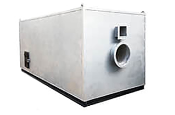Coal-fired Hot Air Furnace