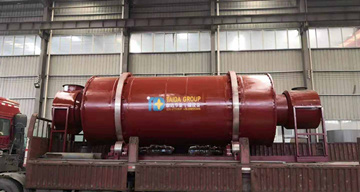 Three Cylinder Dryer Delivered To Nanyang