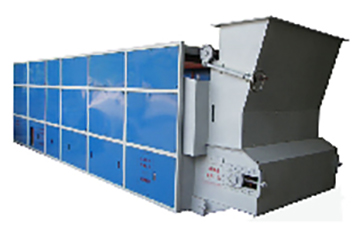 Direct Chain Grate Furnace