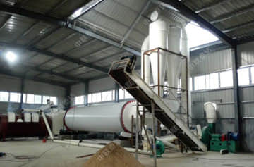 Multi Pass Drying Machine