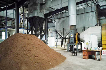 OSA Biomass Residue Dryer