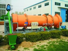Fodder Drying Machine