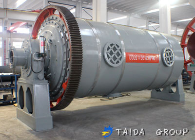 Water-cooling Ball Mill